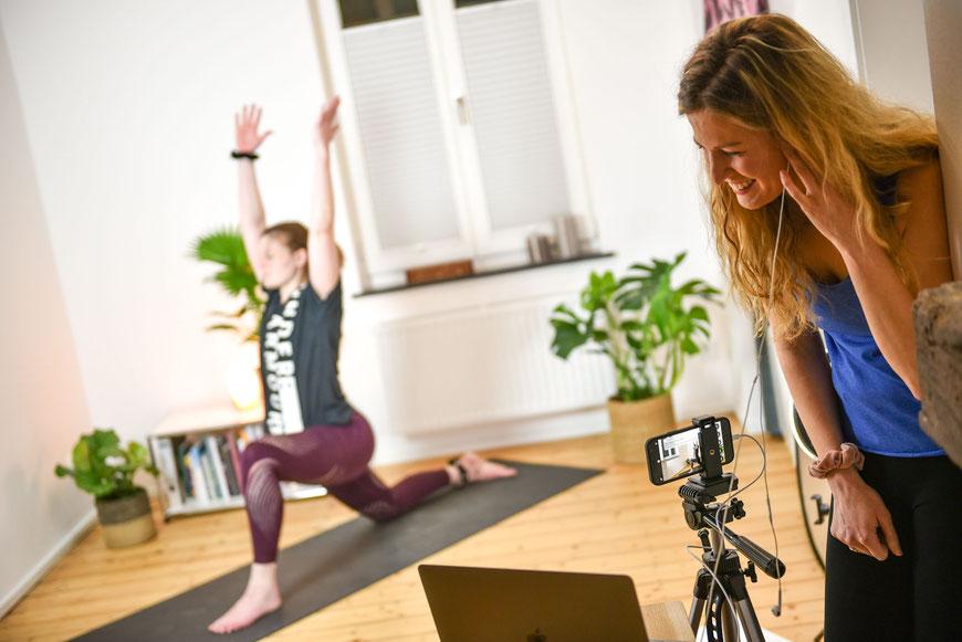 Yoga Kurs Remscheid Online