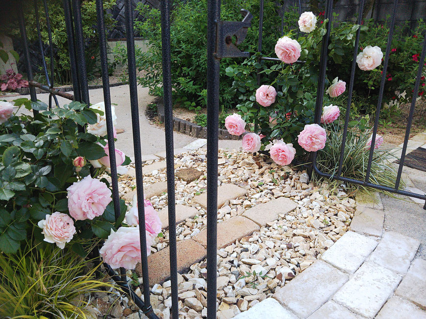 お庭のリフォーム 無料相談  廿日市市 お庭づくり 外構リフォーム 広島 安芸区中野