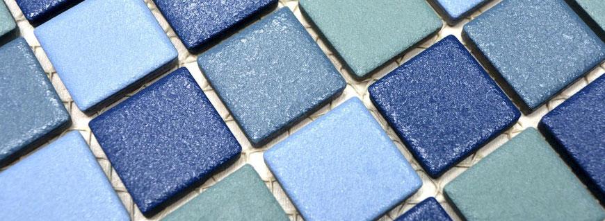 mosaico antiscivolo per  piscine, bagni