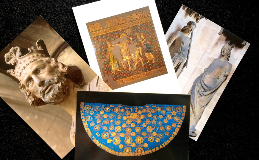 Postkarten aus dem Museumsshop des Diözesanmuseums