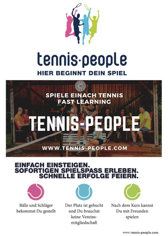Tennisschule Raffael van Deest Tennis-People Fast Learning