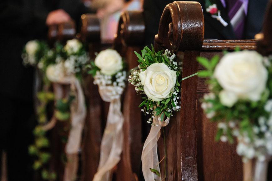 Die schönsten Hochzeitslieder für die Kirche