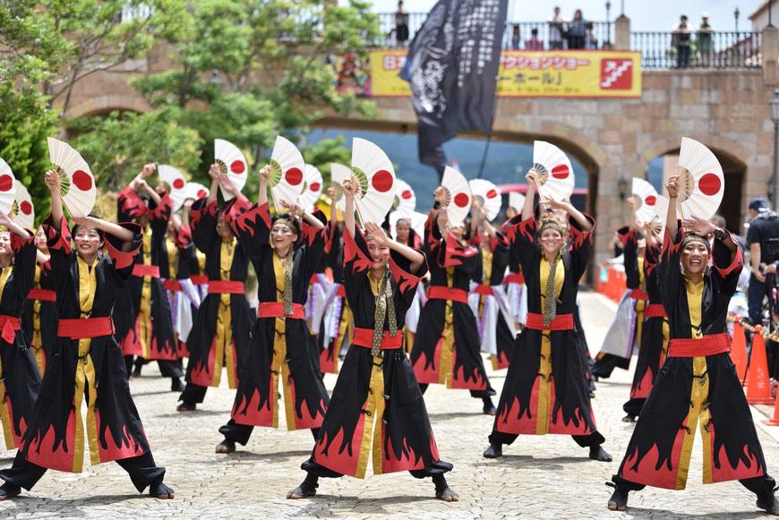 2018.07.29『おどるんや~第15回紀州よさこい祭り~』@マリーナシティいこらパレード
