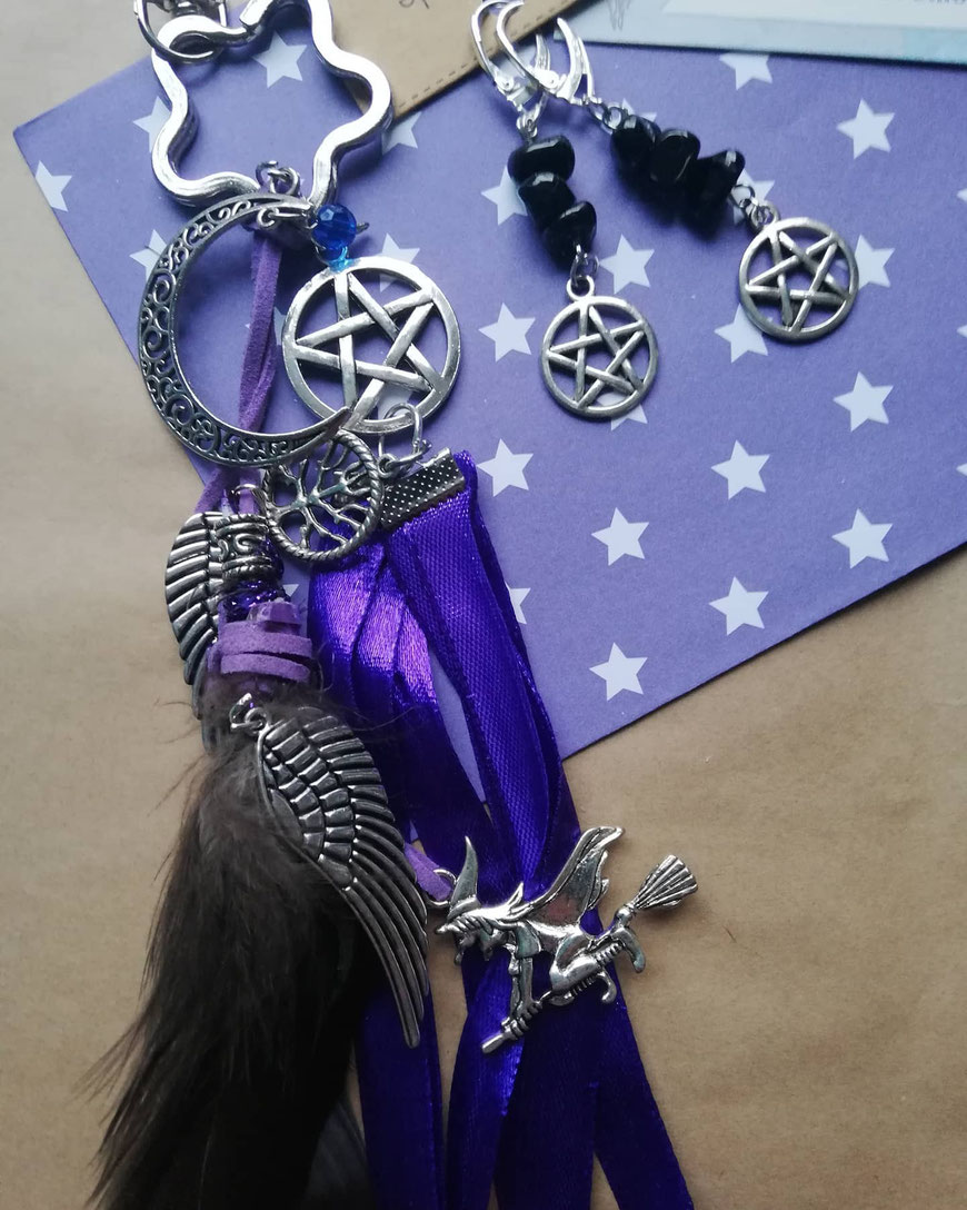 Pentagram sieraden