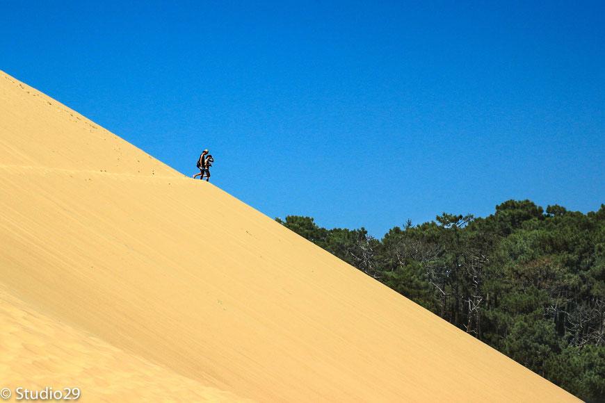 Pyla la Dune, La Teste de Buch