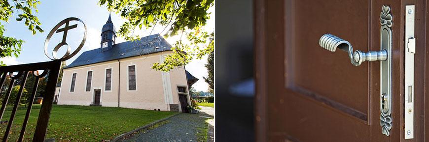 Kirche Schönbrunn, Kirche Wolkenstein, Kirche Schönbrunn Erzgebirge, Kirche, Schönbrunn, Wolkenstein, erzgebirgskreis, sachsen, Hochzeit,