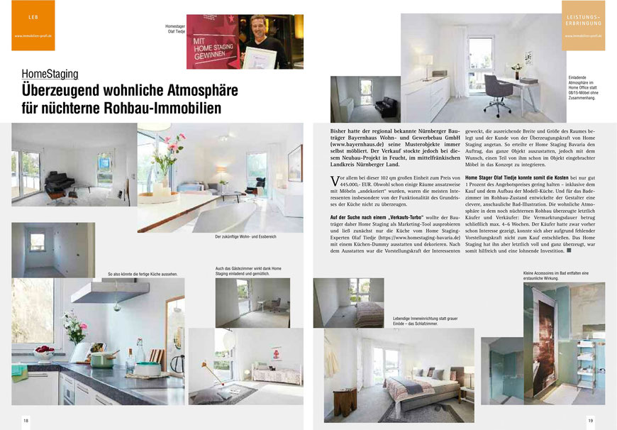 In den Medien - Home Staging Nürnberg, Franken, Bayern, Immobilien ...