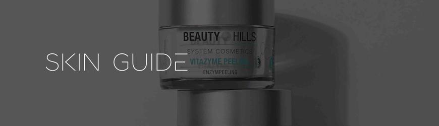 Beauty Hills, Kosmetik, Schönheit, copyright your skin, Systemkosmetik, Kosmetik neue Generation