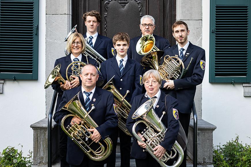 Städtischer Musikverein Erkelenz Hörner und Euphonien Stand Mai 2019