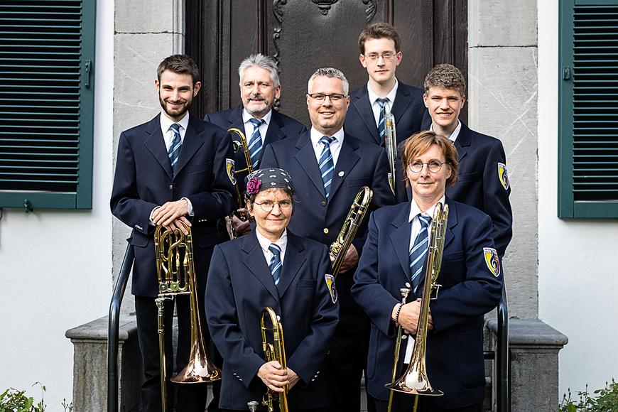 Städtischer Musikverein Erkelenz Posaunen Mai 2019