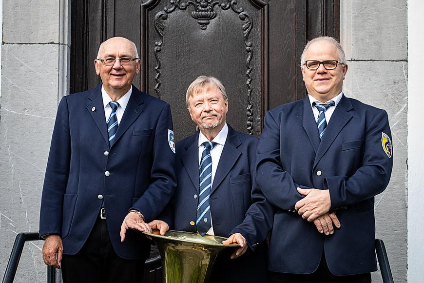 Städtischer Musikverein Erkelenz Tuben Mai 2019