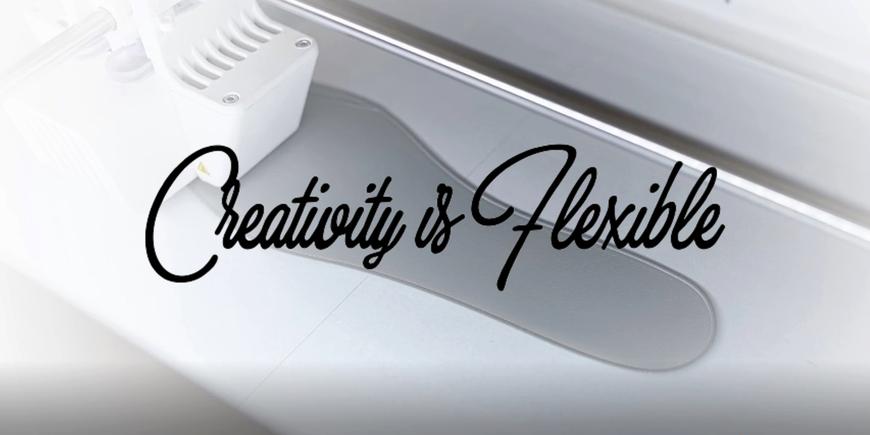 Recreus Creativity is Flexible