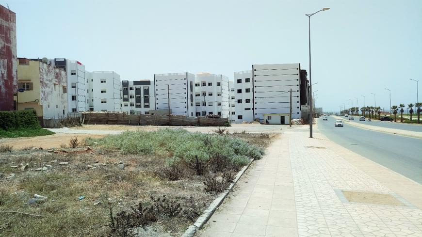 Opération de recasement et de relogement à Sidi Moussa