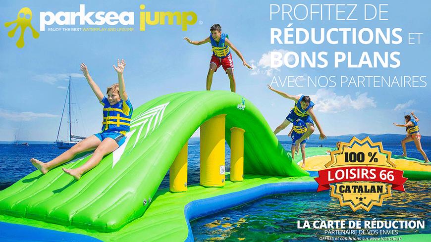 Park Sea Jump Réduction Loisirs 66