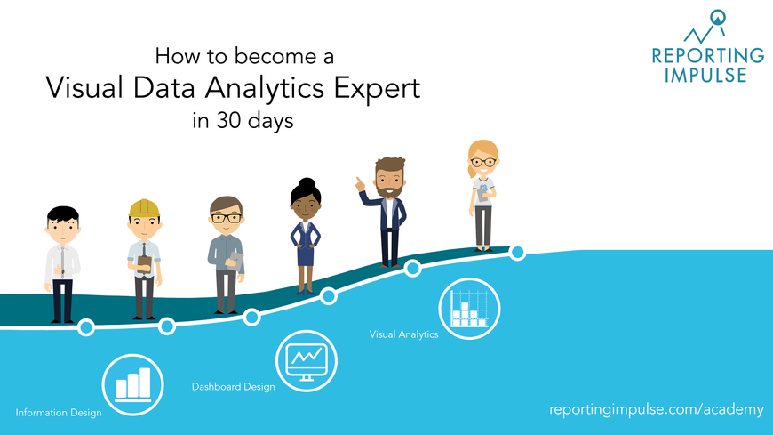How to become a Visual Data Analytics Expert