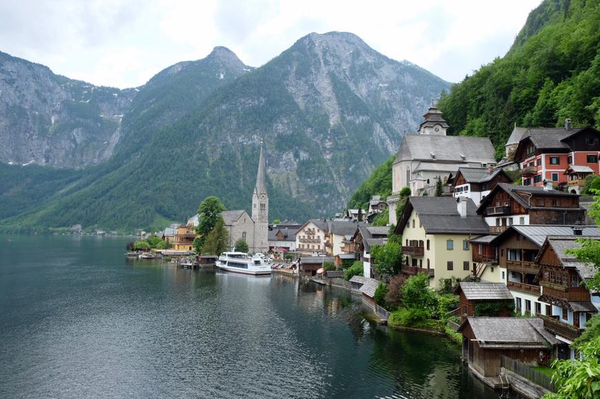 Hallstatt Österreich