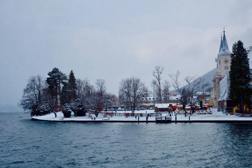 Озеро Тегернзее