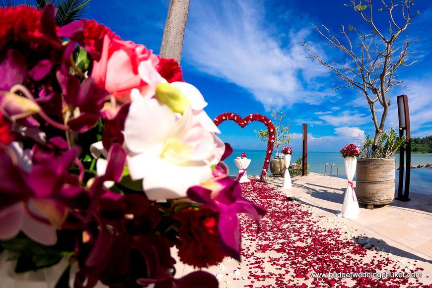 Свадьба в Таиланде!
