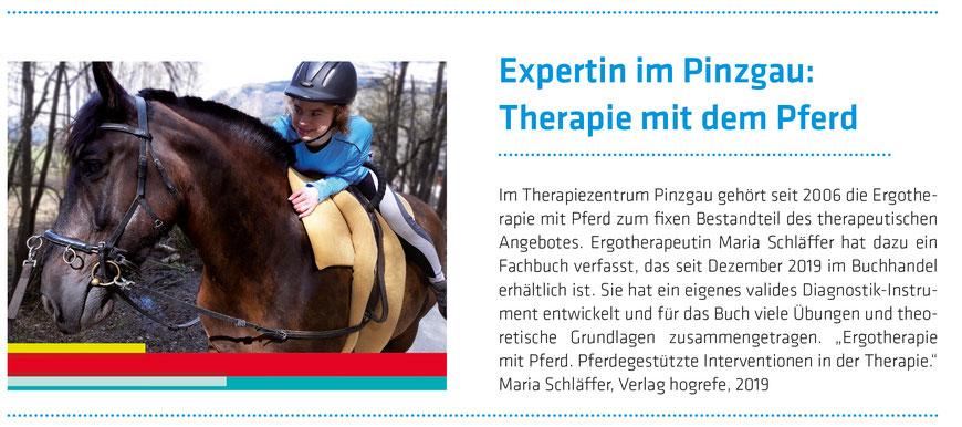 Die Diakonie Salzburg informiert in ihrer MitarbeiterInnenzeitschrift!