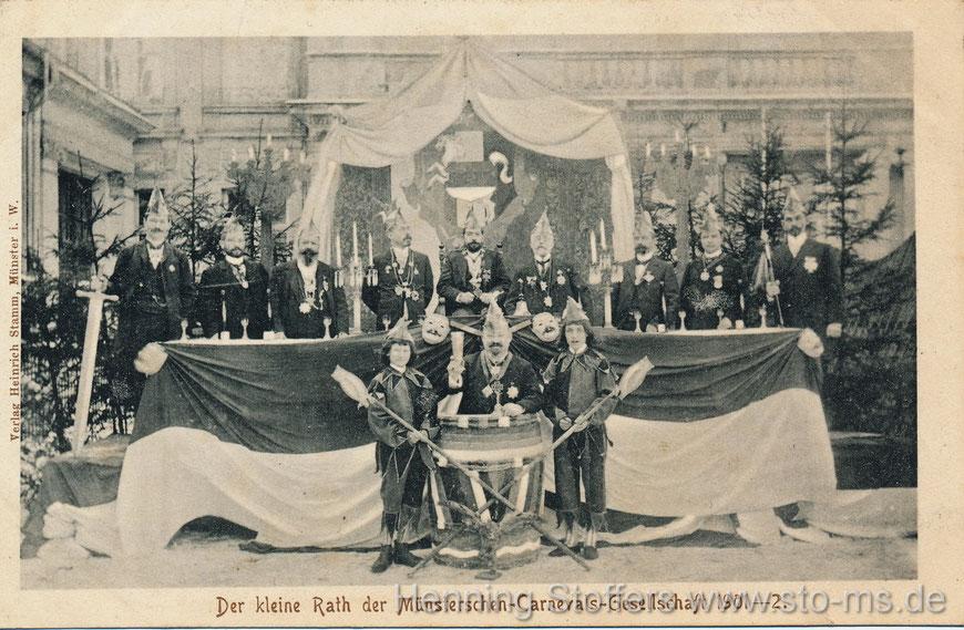 Der kleine Rath 1902