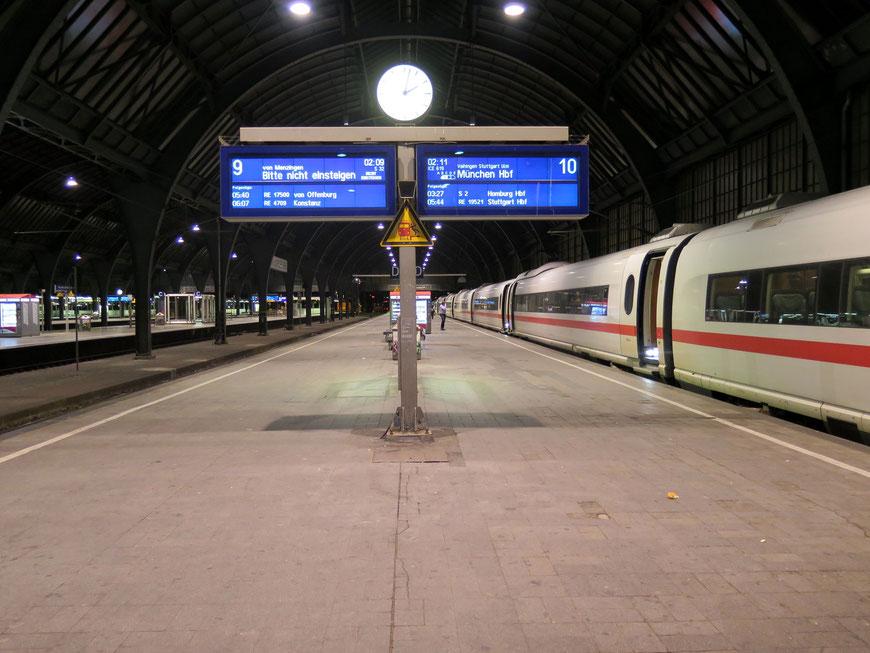 Dortmund Hamburg Bahn