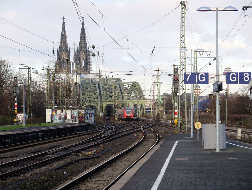 Bauarbeiten Im Raum Köln Düsseldorf Führen Zu Fahrplanänderungen