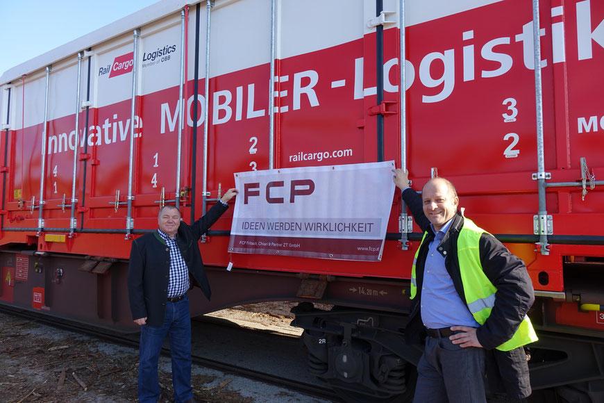 ÖBB: Schiene statt Strasse - Rail Cargo Group punktet mit ...