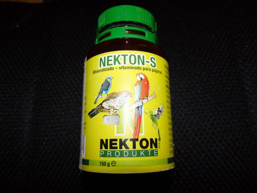 インコ 小鳥用 ビタミン剤 ネクトン ペットミッキン