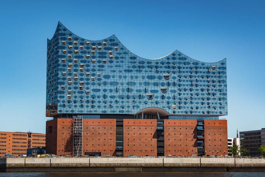 Elbphilharmonie, Hamburg, Deutschland, Architektur, Architektonische Highlights, Architektonische Höhepunkte