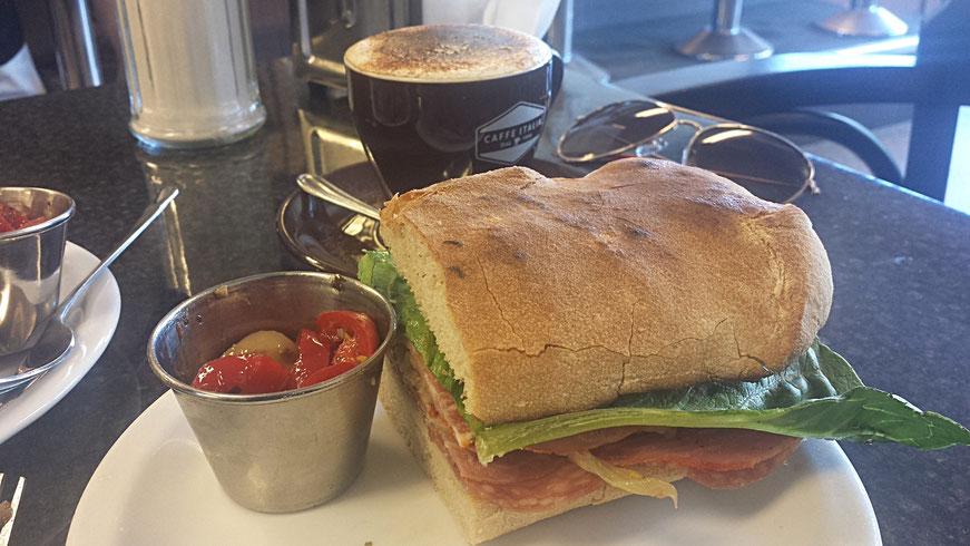 meilleur café italien Montreal