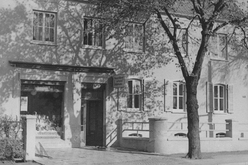 Das alte Geschäft an der Natruper Straße 148
