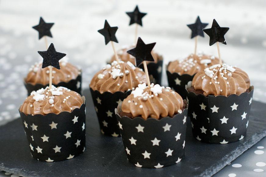 Schokoknaller-Cupcakes