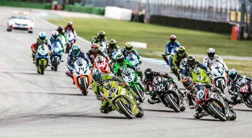 Becker-Tiemann Motorrad startet 2021 im Pro Superstock Cup
