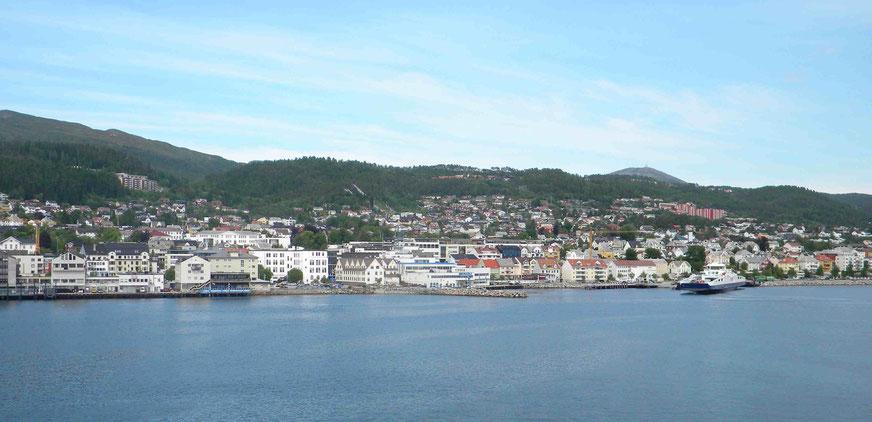Hafen von Molde