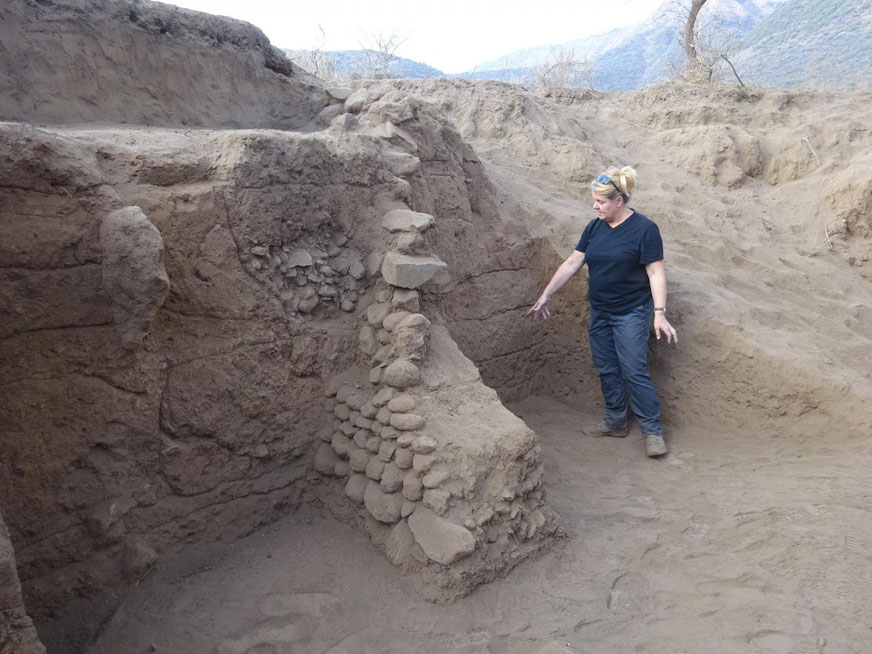 archaeology site in Tanzania largest agricultural site
