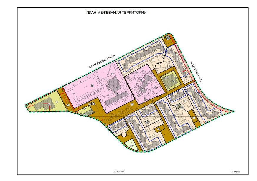 Проект межевания территории: что это и нужен ли?
