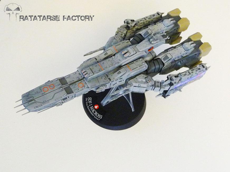 Ratatarse 1/4000 SDF1 DYRL
