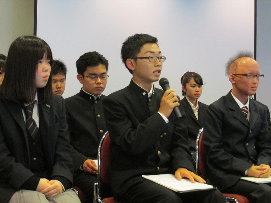 2015ふくしま高校生社会活動コンテスト