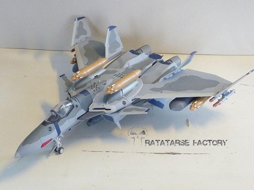 1/60 YF-0C U.N. MARINES Custom - Ratatarse Factory