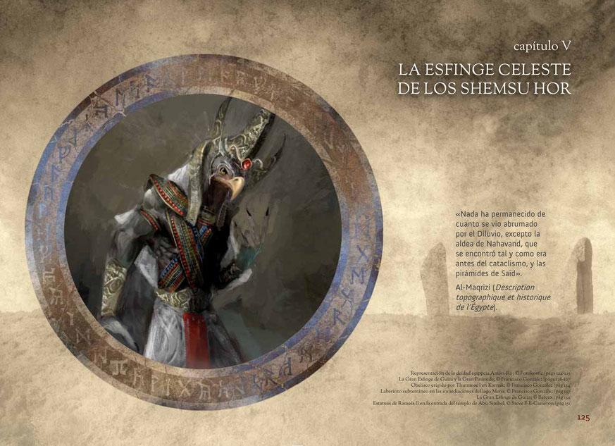 Capítulo 5. La esfinge celeste de los Shemsu Hor