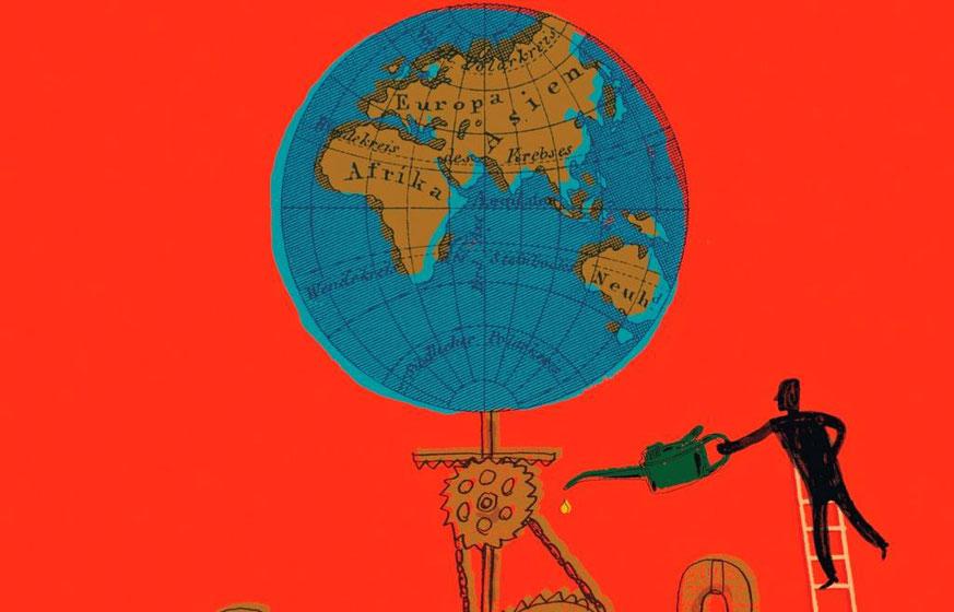 Verbundenheit. Warum wir ein neues Weltbild brauchen