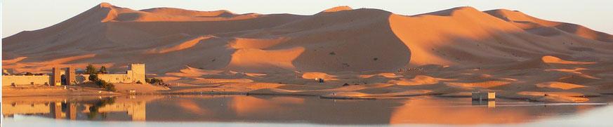 réveillon aux dunes de Merzouga Marrakech