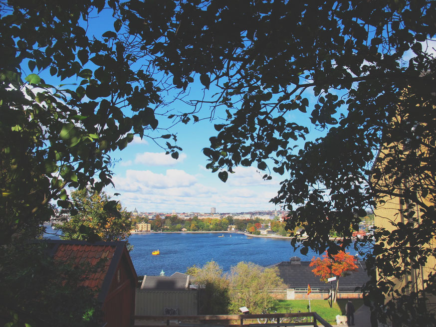 stockholm suède bigousteppes vue mer ville capitale