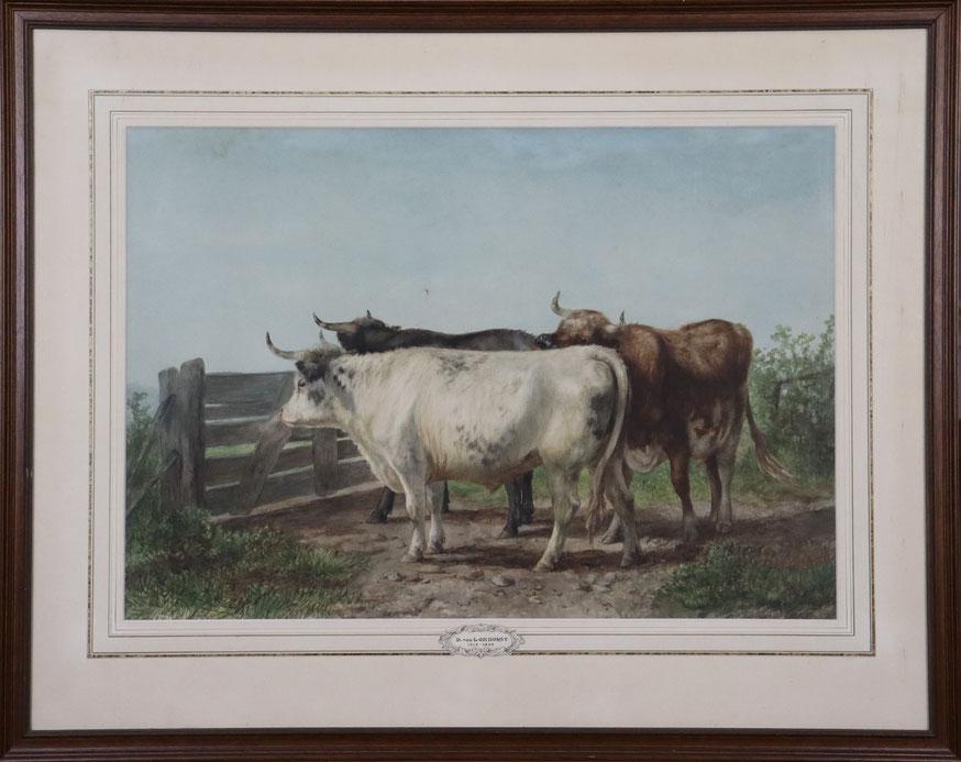 te_koop_aangeboden_een_kunstwerk_van_de_nederlandse_kunstschilder_dirk_van_lokhorst_1818-1893_hollandse_school