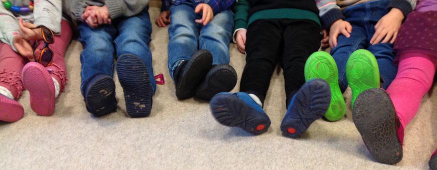 Gruppe Kindergarten Apfelbaeumchen e.V.