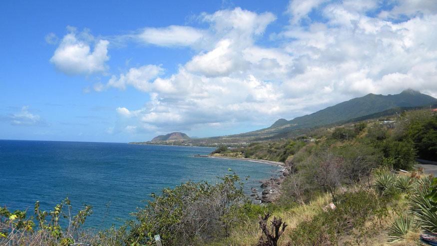 Westküste von St. Kitts