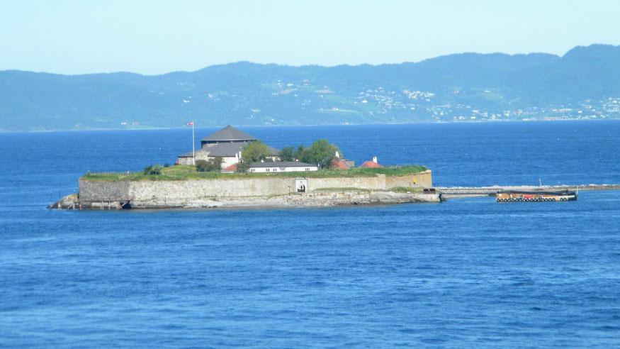 Festungsinsel Munkholmen