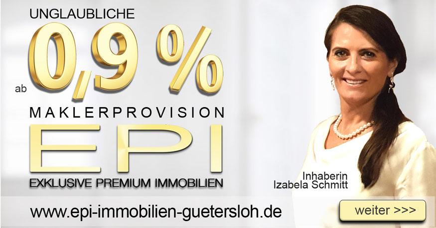 IMMOBILIENMAKLER GÜTERSLOH OHNE MAKLERPROVISION W