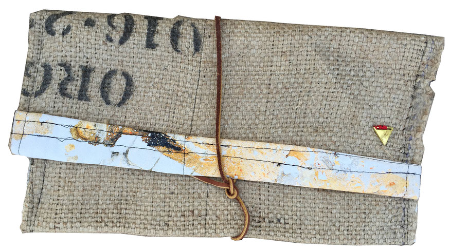 coffee and canvas bag 1 - front | AVAILABLE | $60
