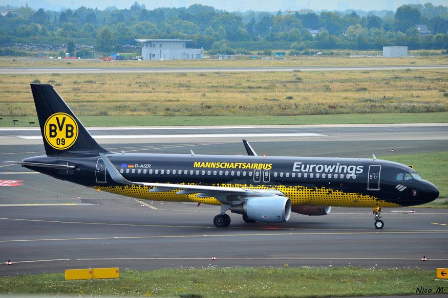 A320-200 (D-AIZR)